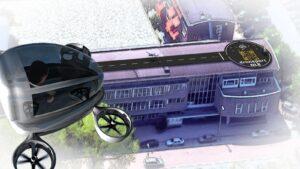 NLR Droneport